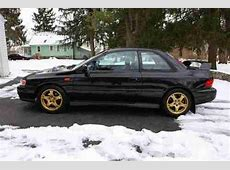 Find used 1998 Subaru Impreza RS Coupe 2Door 25L in New