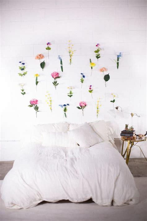 diy flower wall  kate creative wall decor room