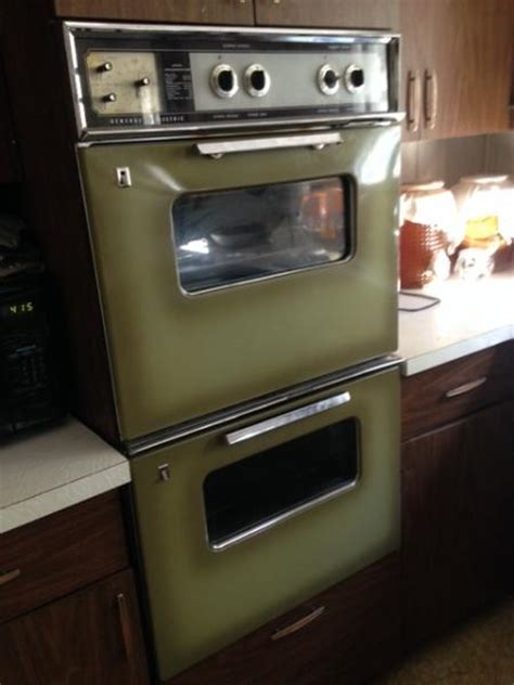 How to replace vintage double oven/electric cook top