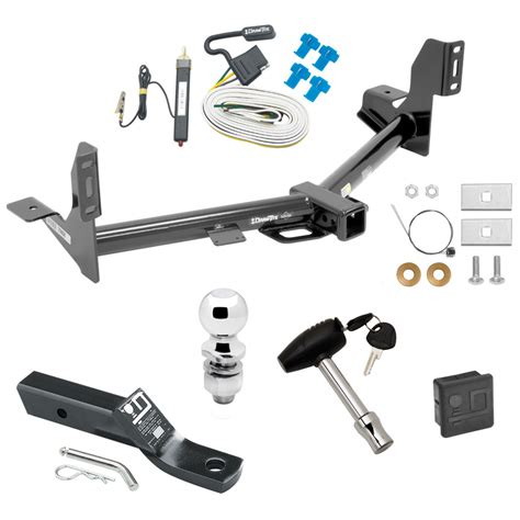Ford F 150 Wiring Harnes Clip by Trailer Tow Hitch For 15 19 Ford F 150 Deluxe Package