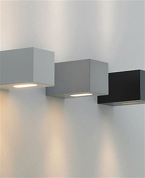 f sign qp90 square outdoor wall sconce modern wall