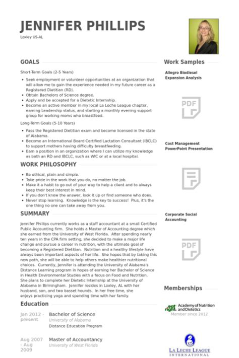 Curriculum Vitae Format For Staff by Staff Accountant Resume Sles Visualcv Resume Sles Database