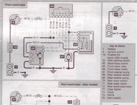 Morri Minor Wiring Diagram by Morris Minor Owners View Topic Fitting Metro Wiper