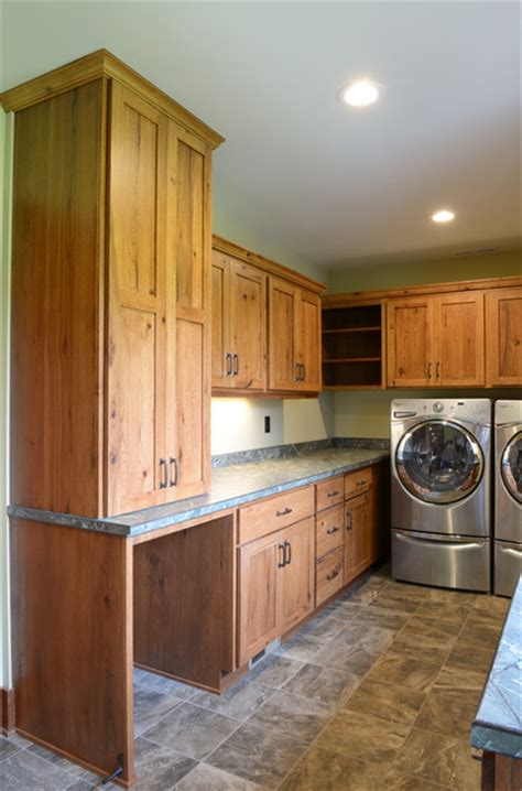 rustic cabinets for laundry room crystal cabinets traditional rustic laundry traditional