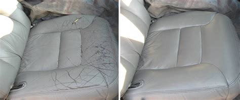 auto leather upholstery repair home advanced leather repair and restoration boise