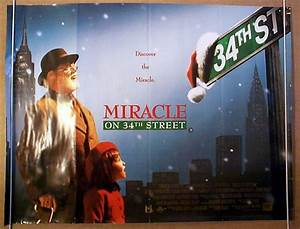 Miracle On 34th Street - Original Cinema Movie Poster From ...