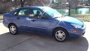 Sold    Hd Video 2002 Ford Focus Se Low Miles Sedan For