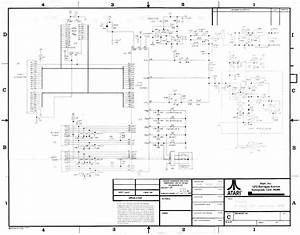 Atari 2600 Wiring Diagram