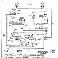 1964 Ford 4000 Wiring Schematic