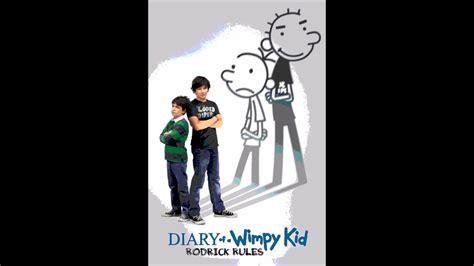 Diary of a wimpy kid 2 summary
