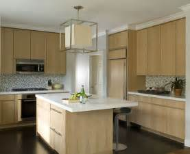 wood backsplash kitchen light wood kitchen cabinets kitchen modern with light wood