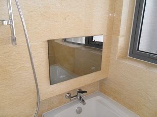 Waterproof Mirror Tv Bathroom by 产品应用 Watervision Bathroom Tv Outdoor Tv Mirror Tv Mirror