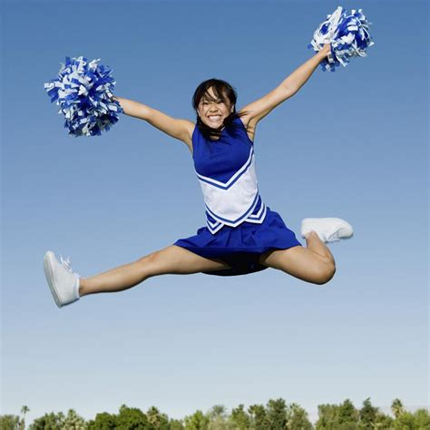 pictures  cheer jumps slideshow