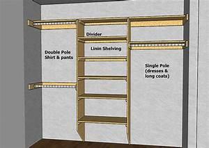 25 Best Simple Closet Building Plans Ideas
