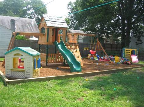 Backyard Playground Ideas - small backyard playground ideas small backyard