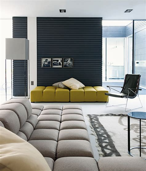Contemporary Home Style By Bb Italia by Modern Prefabricated Home Showcases High End Furniture