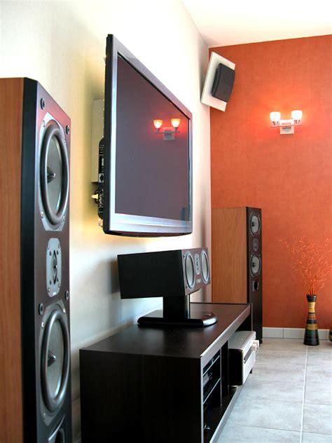 meuble tv home cinema integre pas cher meuble tv home cinema integre pas cher maison design hosnya