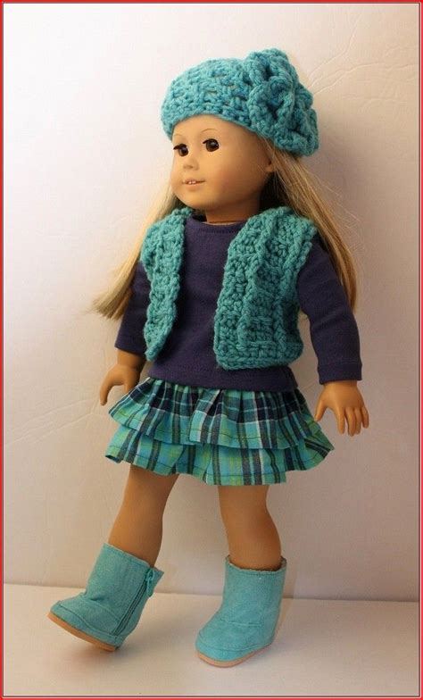 guide  dressing  doll  crochet doll clothes