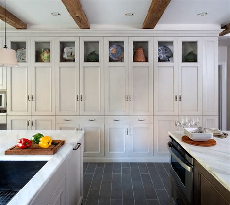 kitchen wall storage grey country kitchen traditional kitchen dc metro 3458