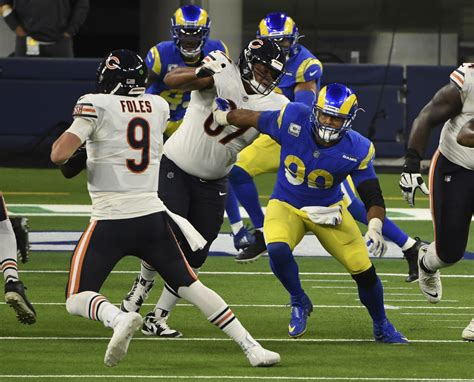 Chicago Bears: 5 X-factor players for Week 8 vs. Saints ...