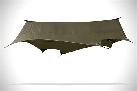 Madre Research Hammock by Nube Stratos Hammock Shelter Hiconsumption