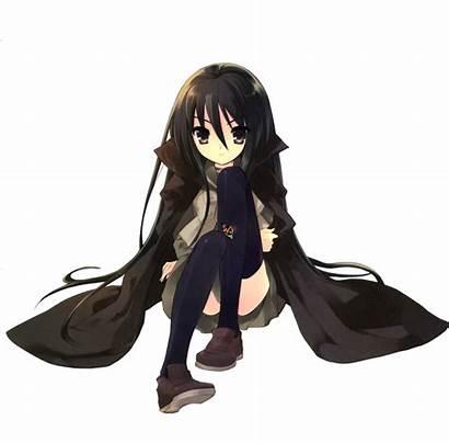 Manga Noir Demon Dragonfantasy Dj Fille Blanc