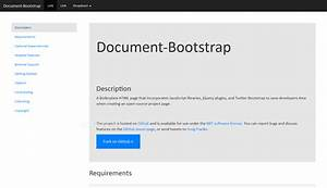 Document bootstrap download for Download document bootstrap