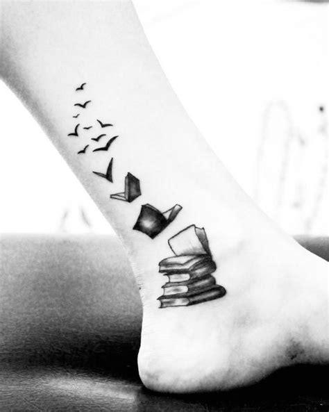 15 Tatuajes que los amantes de la literatura desearán tener