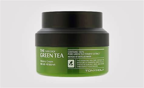 impression tonymoly  chok chok green tea watery