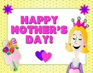 Make a Poster about Mother's Day   Mom is Queen Poster Ideas