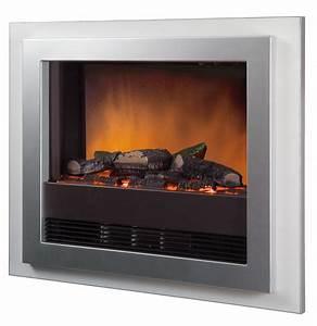 cheminee electrique conforama simple recouvrir carrelage With salle de bain design avec radiateur décoratif électrique feu de cheminée chemin arte