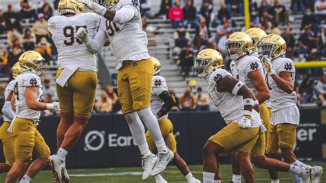 2020 Notre Dame football schedule: Dates, times, opponents ...