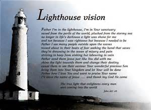 funeral booklets lighthouse vision the of the lord is my strength
