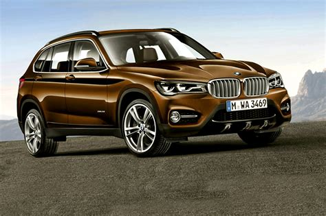 Bmw X1 Photo by Photos Bmw X1 F48 2016 From Article Second Generation X1