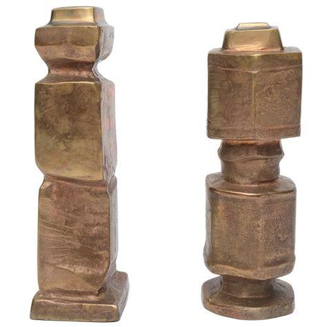 larry rivers  king  queen bronze sculptures