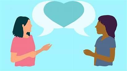 Talk Health Conversations Healthy Insurance Talking Animated