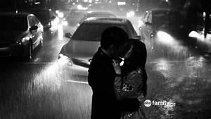 beso bajo la lluvia on Tumblr