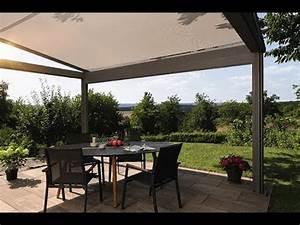 Warema Pergola Markise : freiraum mit stil pergola markise perea von warema youtube ~ Watch28wear.com Haus und Dekorationen