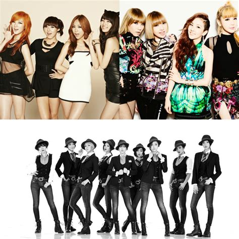 The 10 Best Kpop Girl Group Hits From The First Half Of