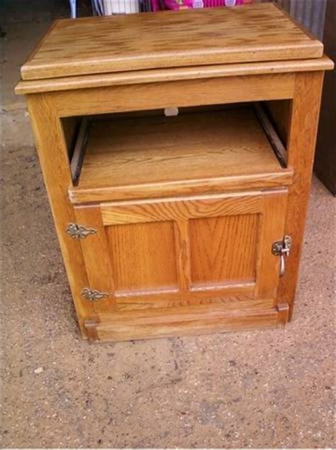 white clad oak tv stand microwave cart stand 45