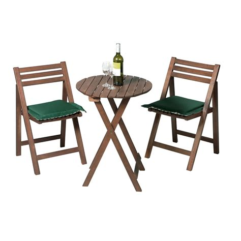 2 seater wooden bistro set the uk s no 1 garden