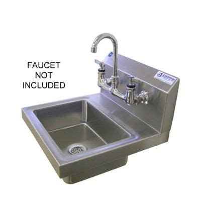 stainless steel sinks wall mount and home depot on pinterest