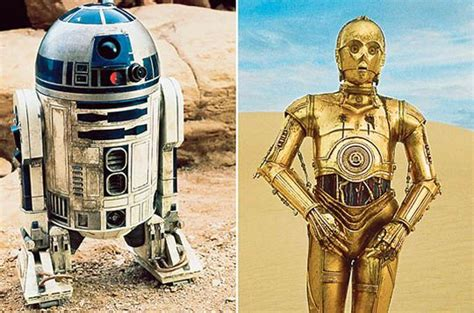 After Six Films, The Robots From The Star Wars Movies Have