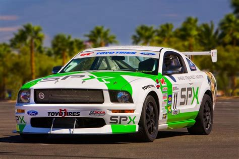race ready mustang  sponsorship package   auction