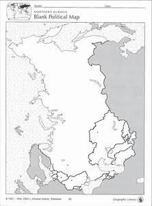 Blank Map Of Northern Eurasia | www.pixshark.com - Images ...