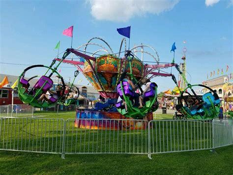 Tornado Carnival Ride