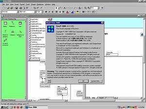 Offer  Visio 2000 Professional Edition  Basically Version 6   U2014 Winworld