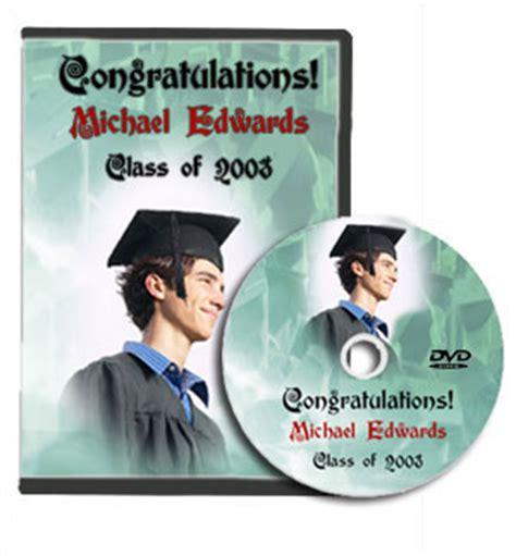 Graduation Slide Show Montage Videos, Custom Photo Dvd