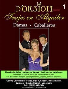 ALQUILER DE TRAJE,VESTIDO,FIESTA>>EN ANUNCIOS CARACAS, VENEZUELA