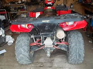 2005 Polaris 500 Ho Sportsman 4x4 Sold Outside Sault Ste Marie  Sault Ste Marie